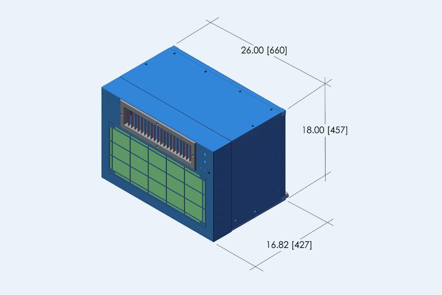 214E Evaporator